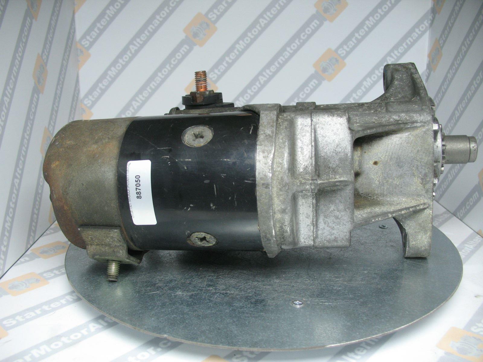 XIS7141 Starter Motor For MCW / Toyota / Volkswagen