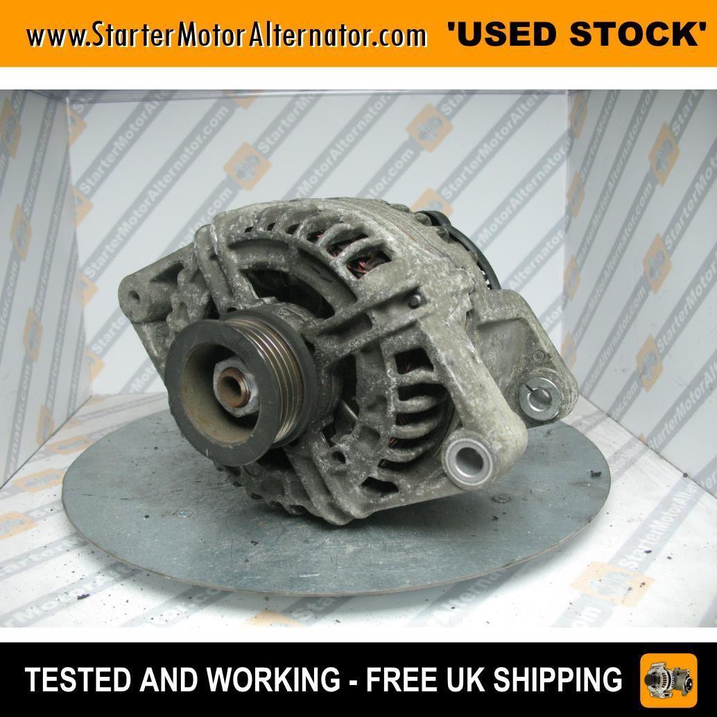 XIA5215 Alternator For Opel / Vauxhall