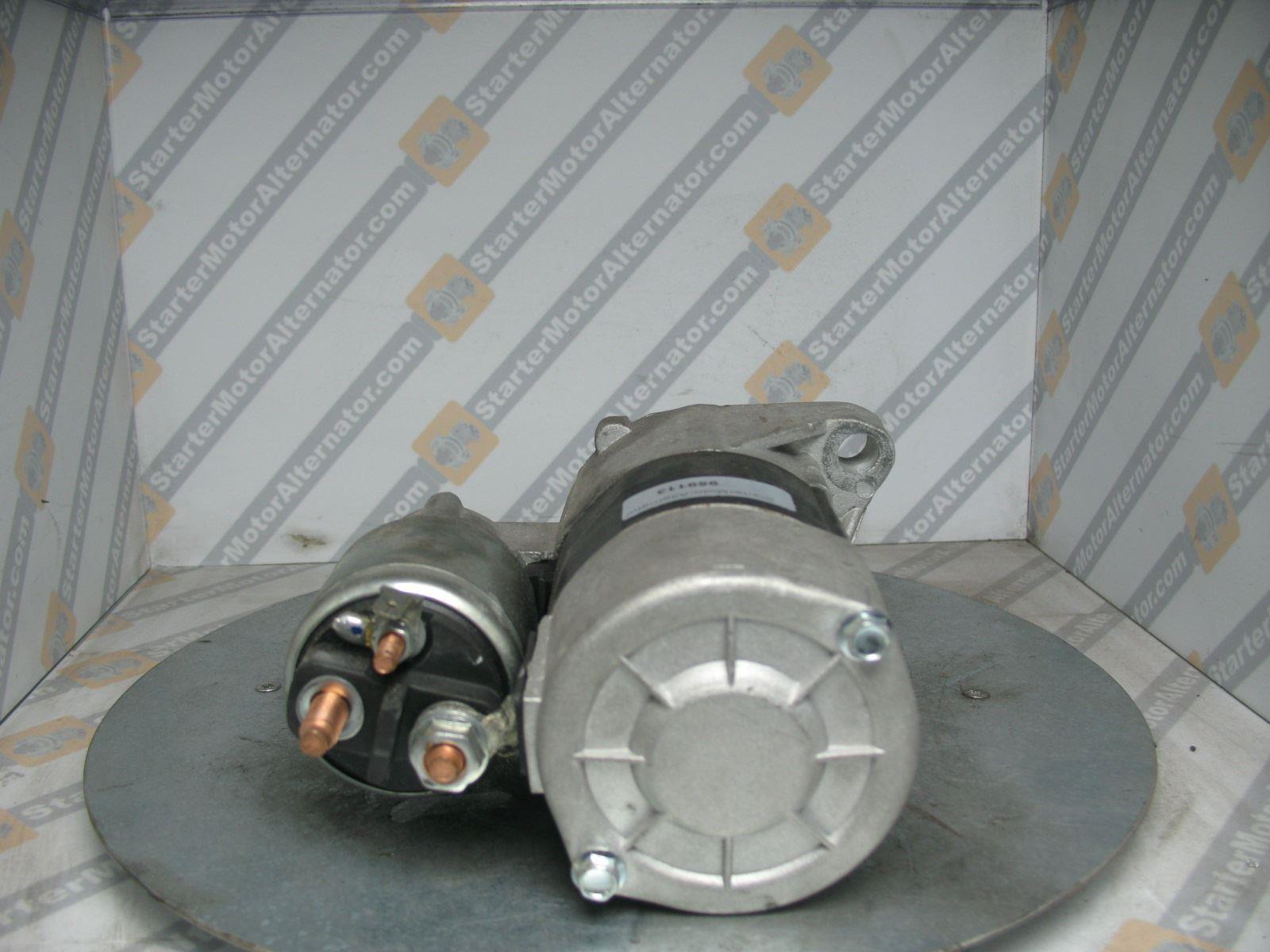 XIS1243 Starter Motor For Citroen / Dacia / Nissan / Proton / Renault