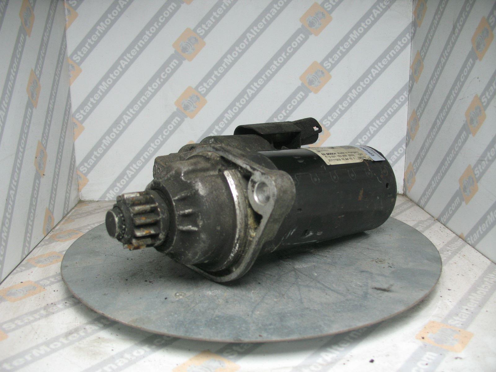 XIY2394 Starter Motor For Audi / Seat / Skoda / Volkswagen