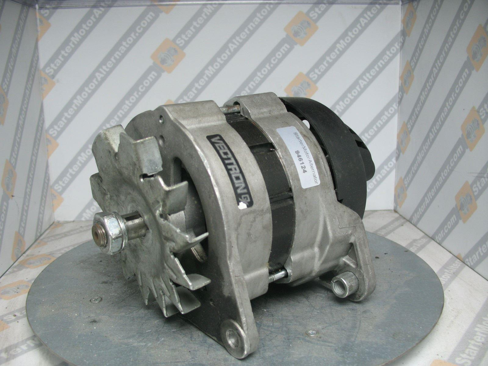 XIA1100 Alternator For Case / Deutz / Ford / Ford Truck/Tractor / JCB / Land Rover / Leyland / MG / Morgan / New Holland / Reliant / Rover / Triumph
