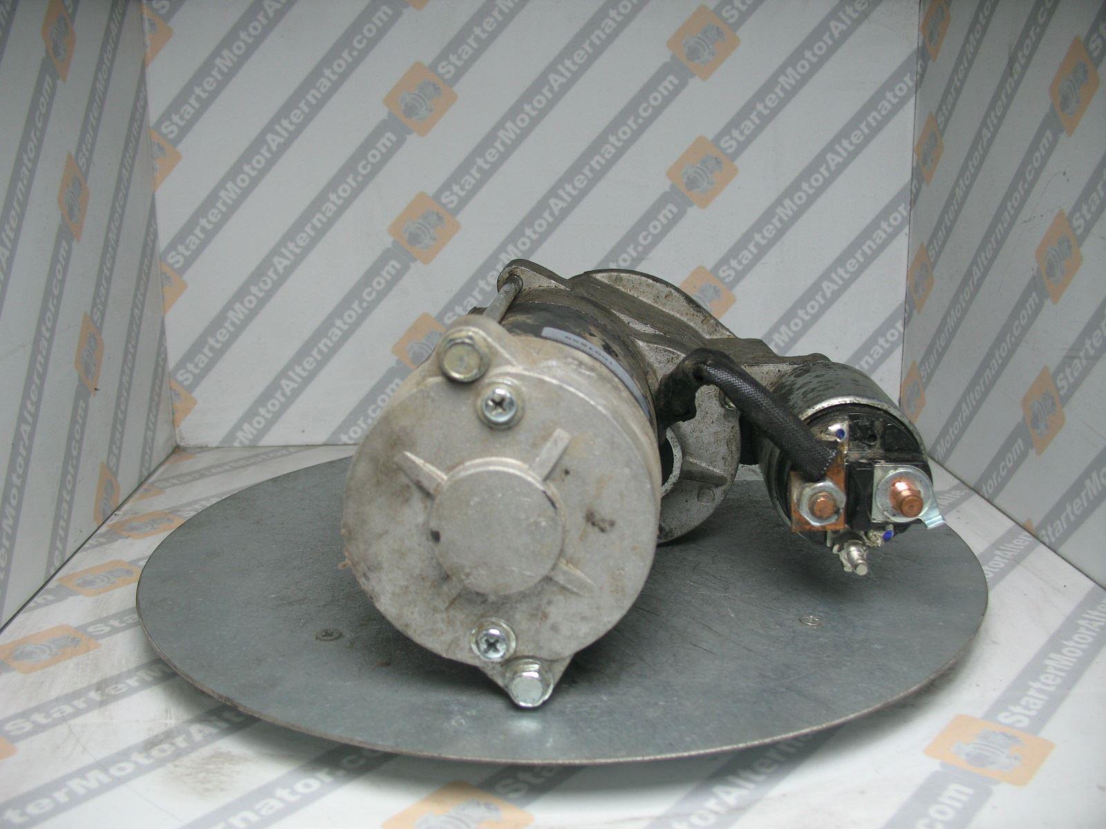 XIY2698 Starter Motor For Nissan / Renault