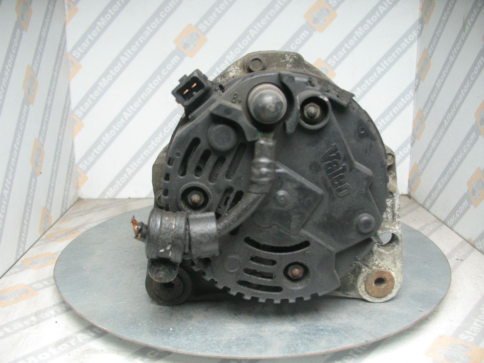 XIA1245 Alternator For Audi / Seat / Volkswagen
