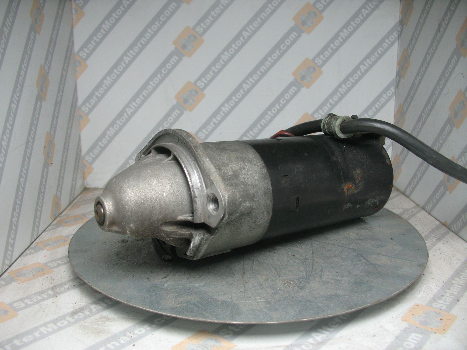 XIS7183 Starter Motor For Audi / Skoda / Volkswagen
