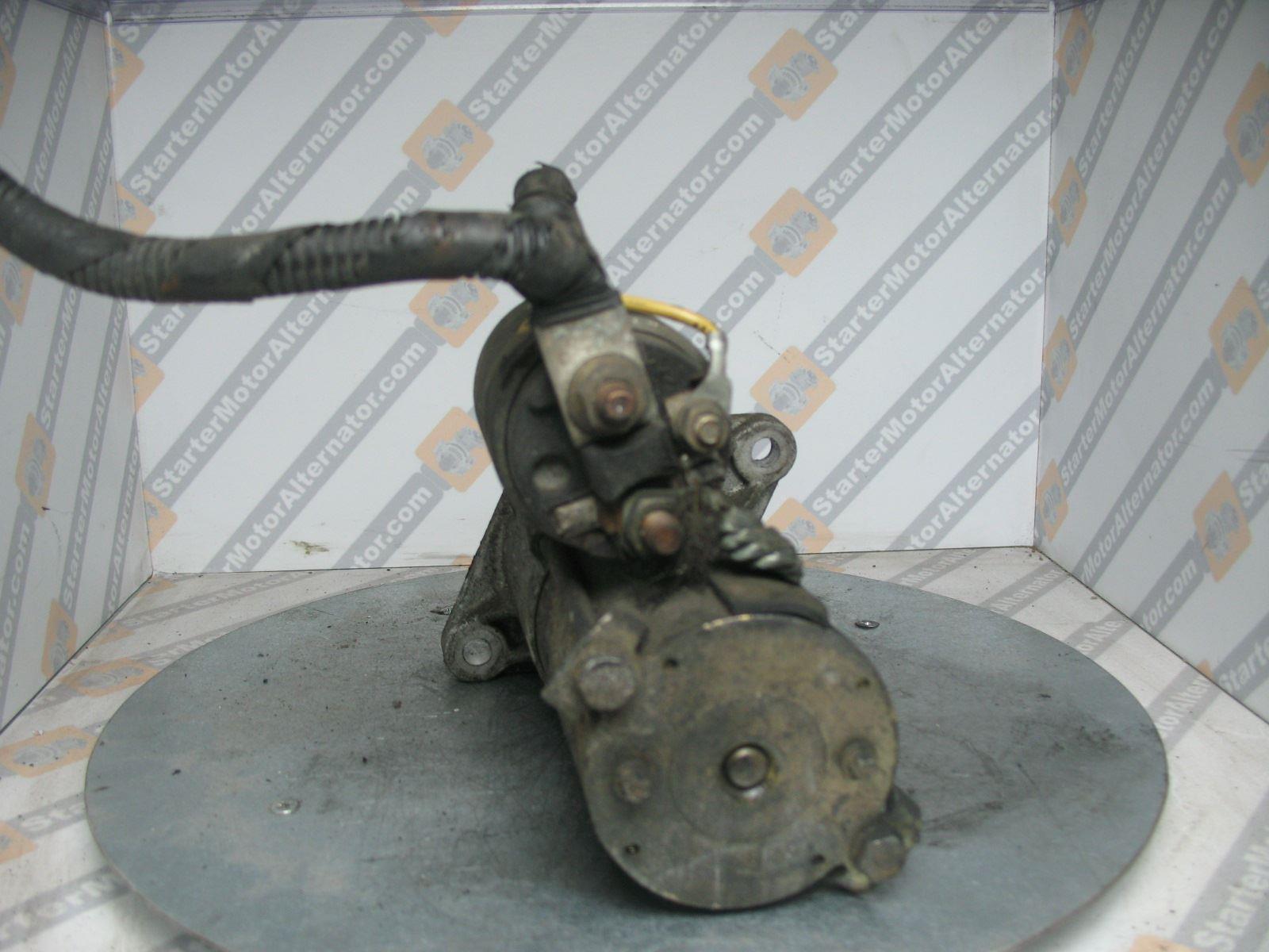 XIS1291 Starter Motor For Chevrolet / Daewoo