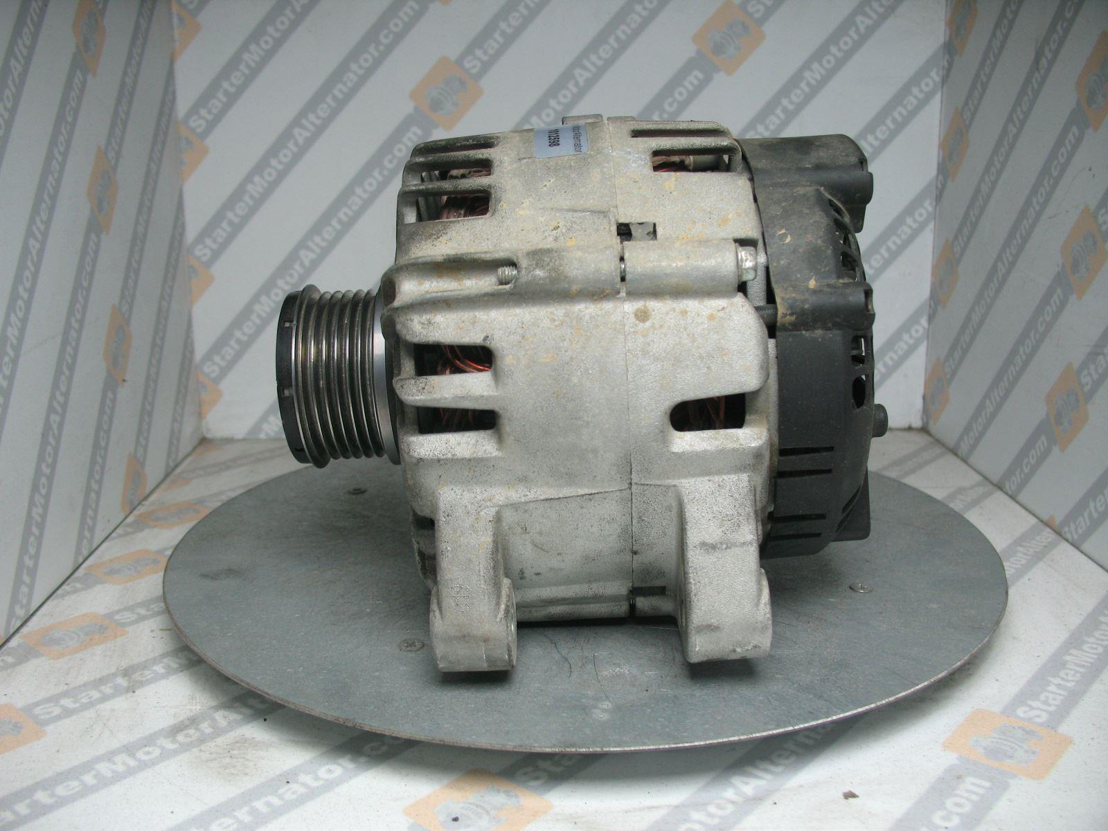 XIC2033 Alternator For Citroen / DS / Fiat / Mitsubishi / Peugeot / Toyota / Vauxhall