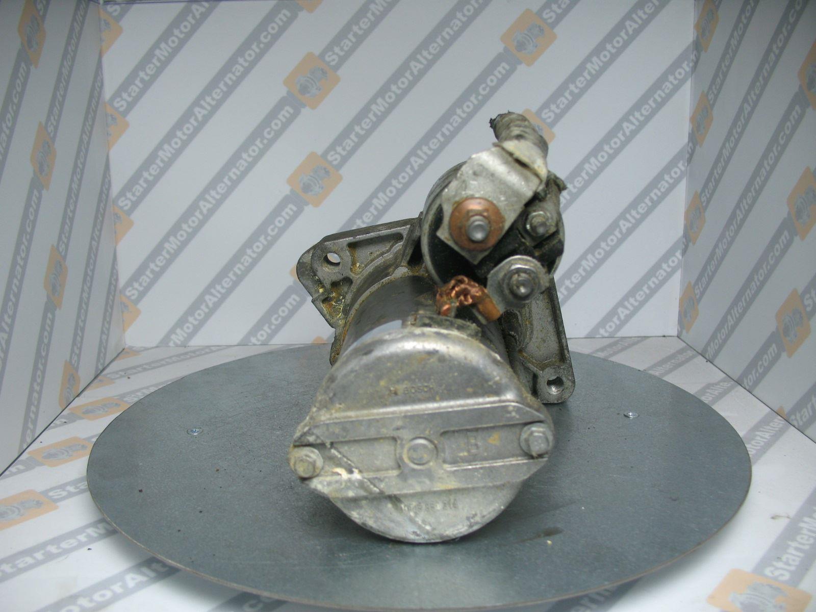 XIX1224 Starter Motor For Nissan / Opel / Renault / Vauxhall