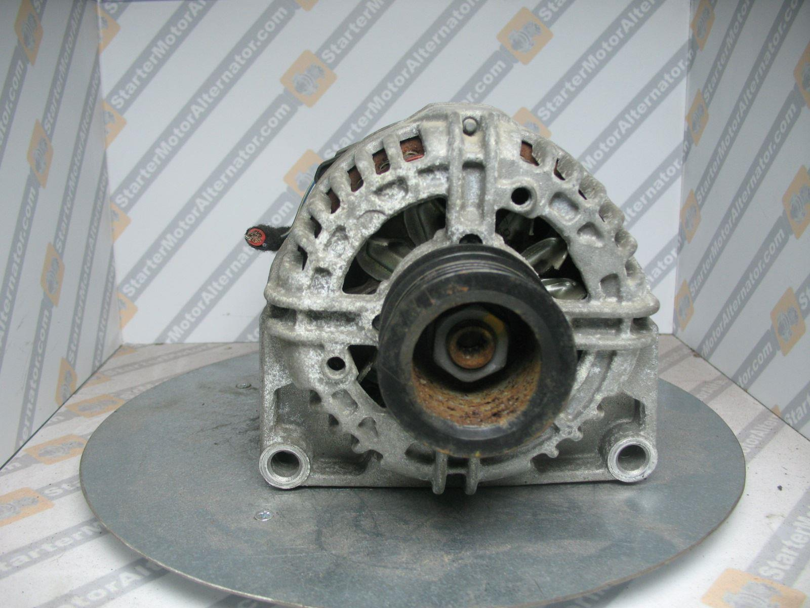 XIC1960 Alternator For Opel / Vauxhall