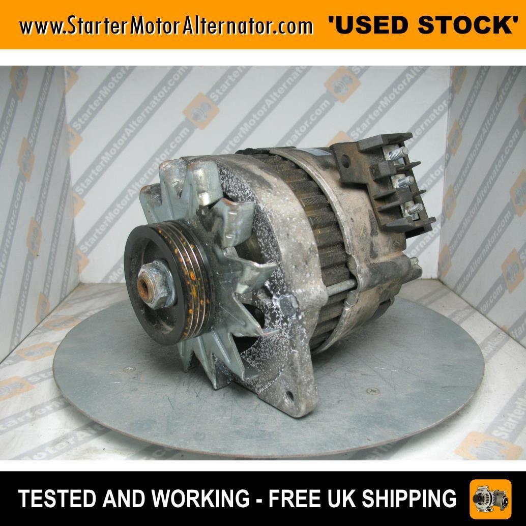 XIA1261 Alternator For Ford