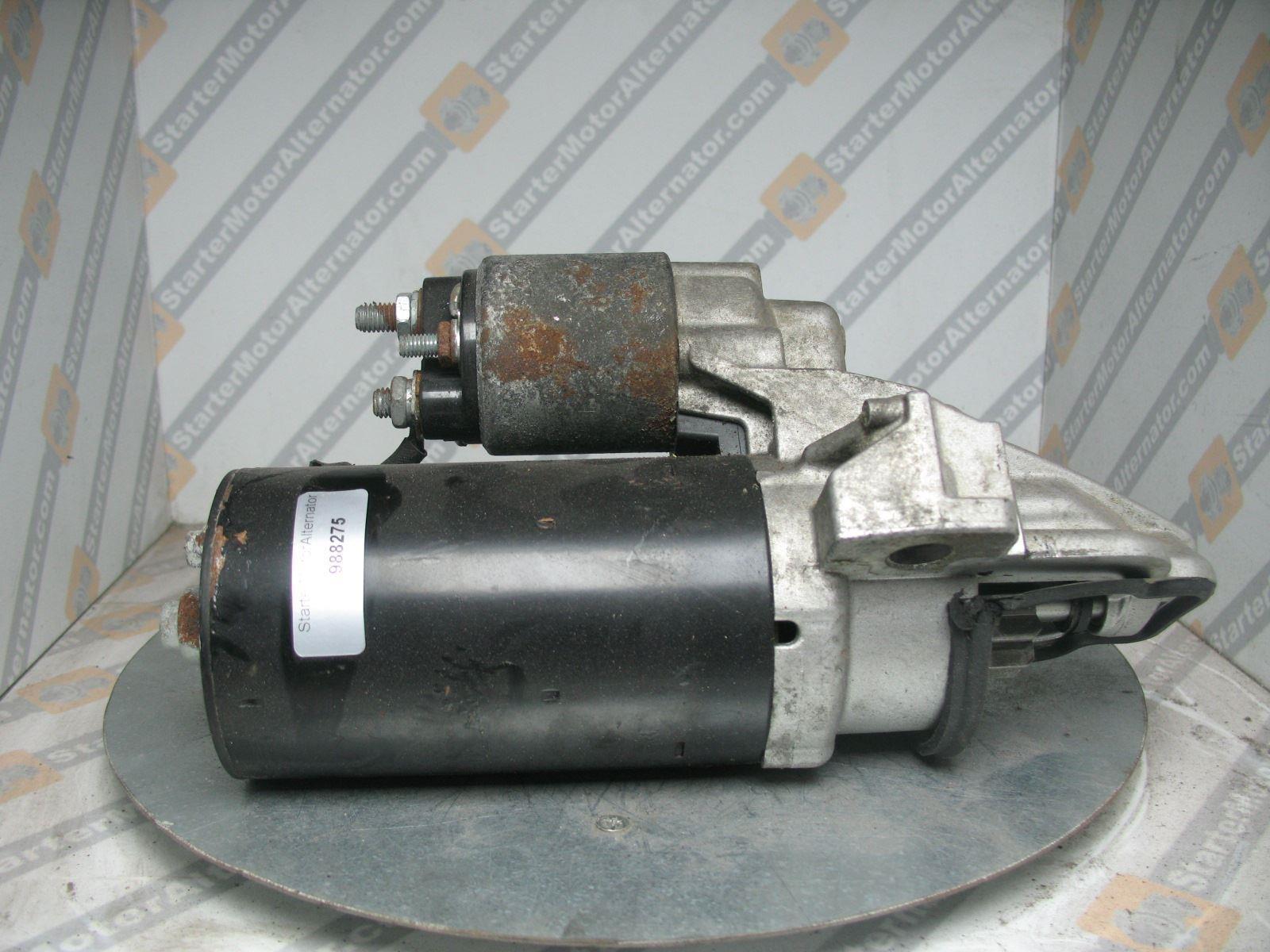 XIY2759 Starter Motor For Citroen / Ford / Peugeot