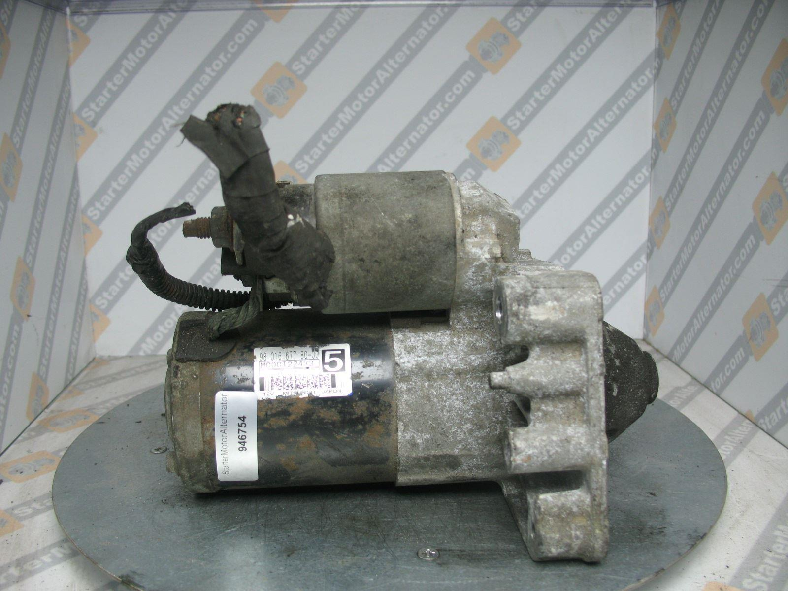 XIX1299 Starter Motor For Citroen / DS / Peugeot