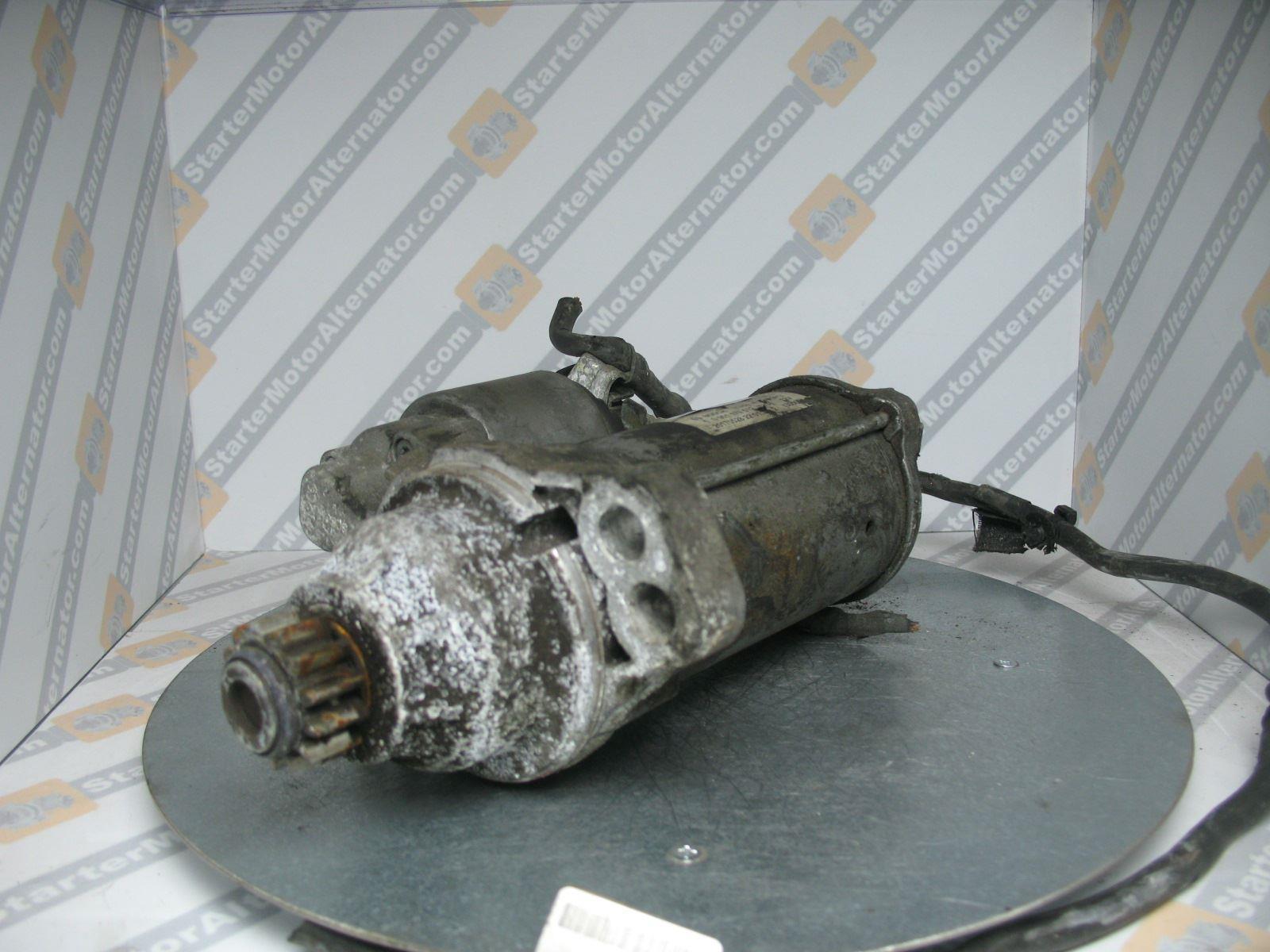 XIY2720 Starter Motor For Audi / Seat / Skoda / Volkswagen