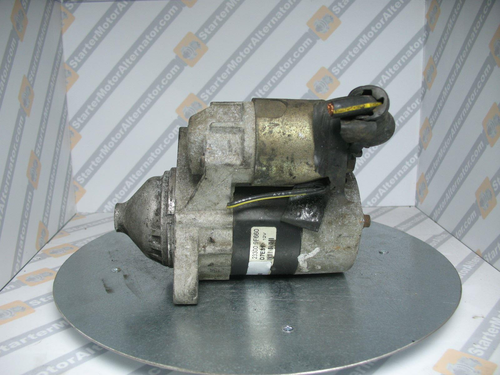 XIS2206 Starter Motor For Nissan