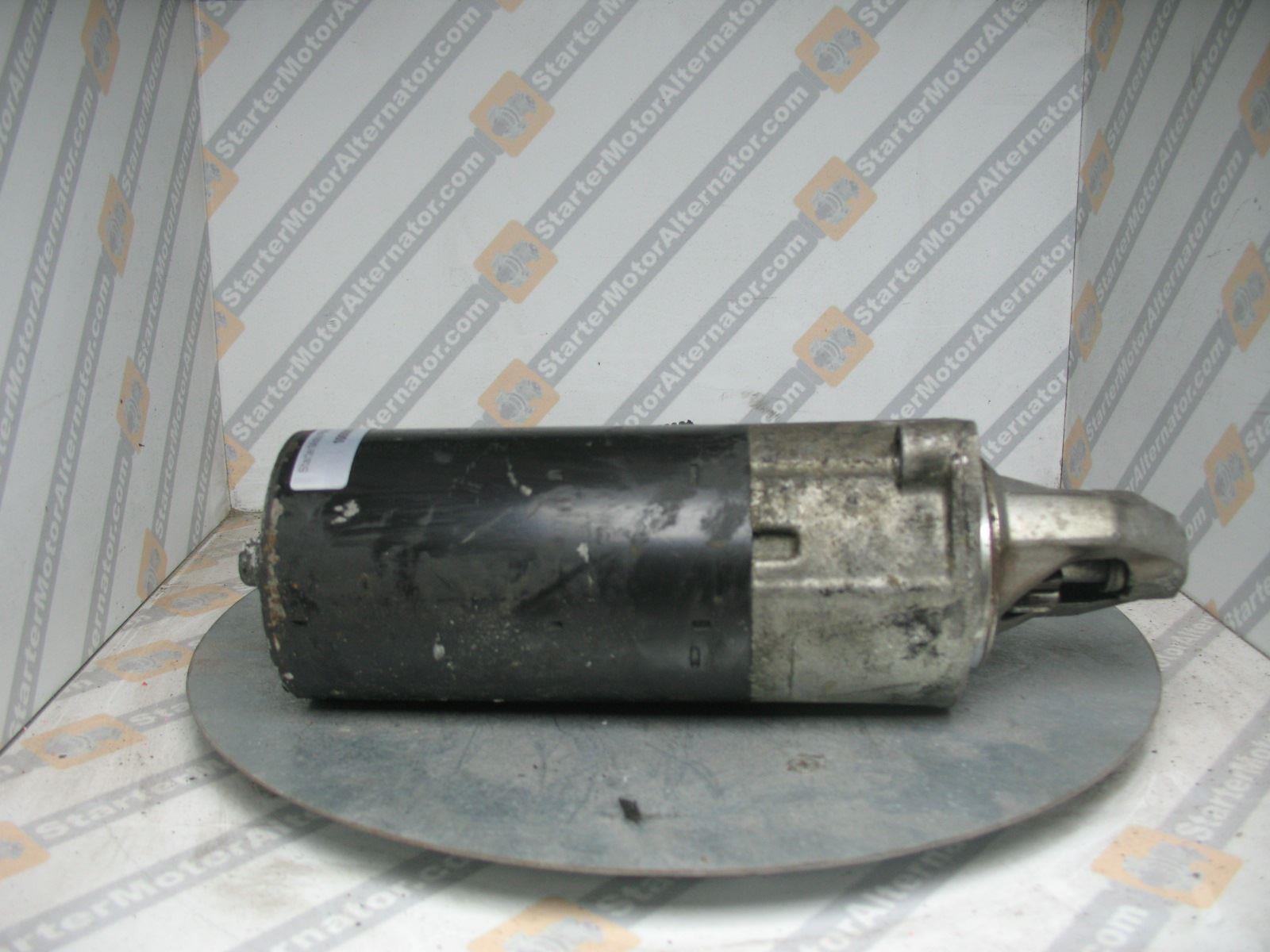 XIY1585 Starter Motor For Chrysler / Jeep / Maybach / Mercedes Benz