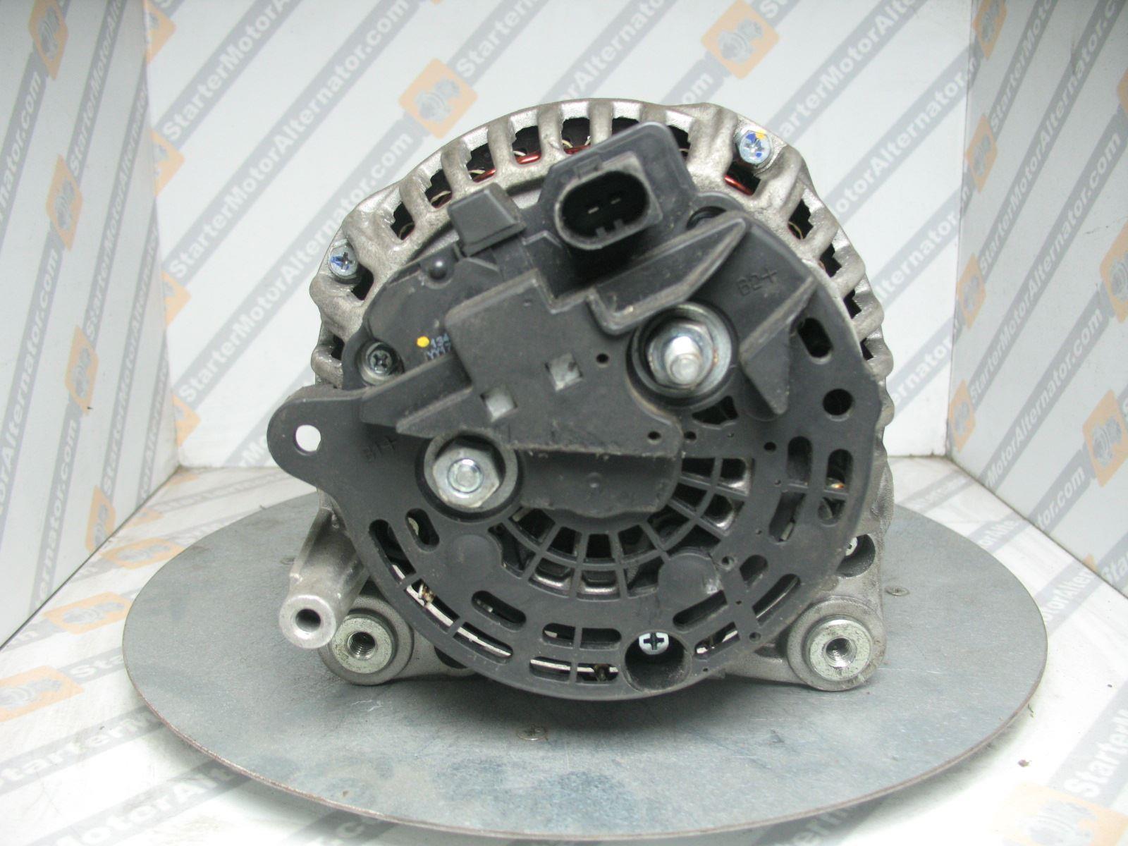 XIC1819 Alternator For Volkswagen
