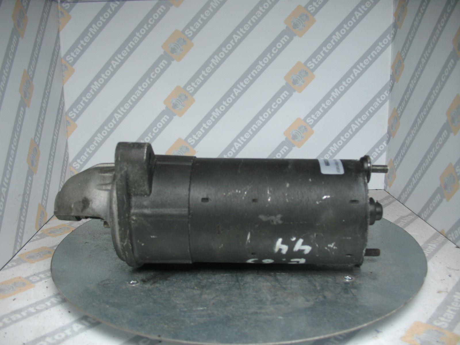 XIY3707 Starter Motor For BMW / Rolls Royce