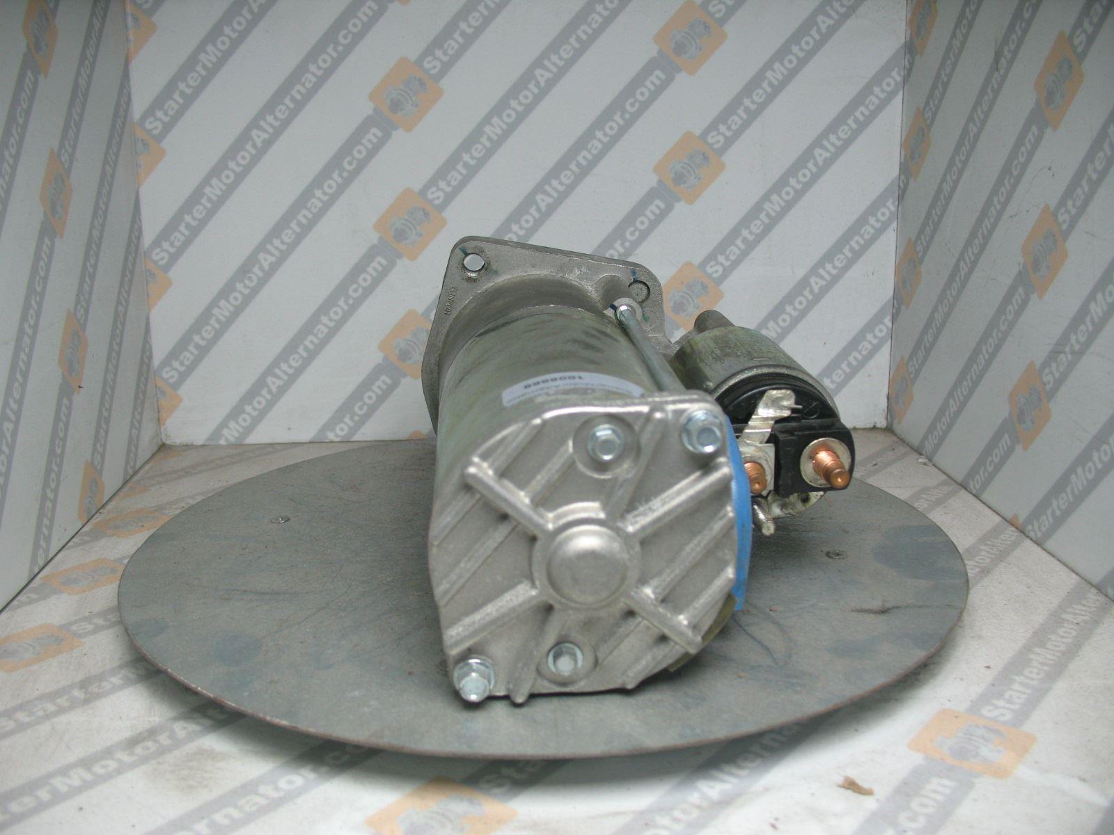 XIY2706 Starter Motor For Volvo