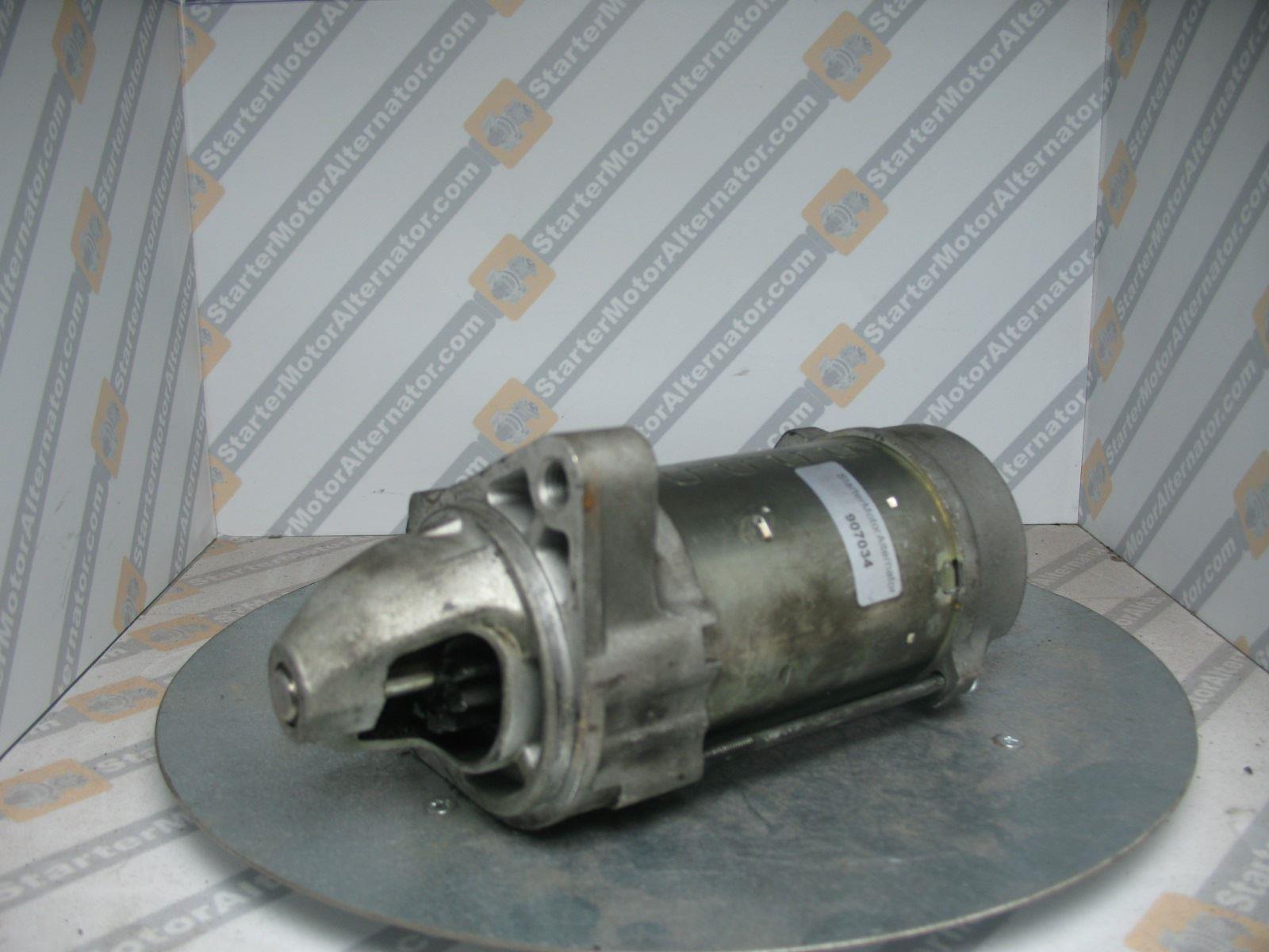 XIY2487 Starter Motor For Mercedes Benz