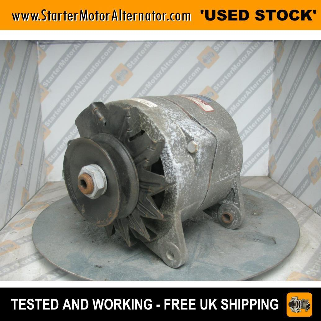 XIA1185 Alternator For Vauxhall