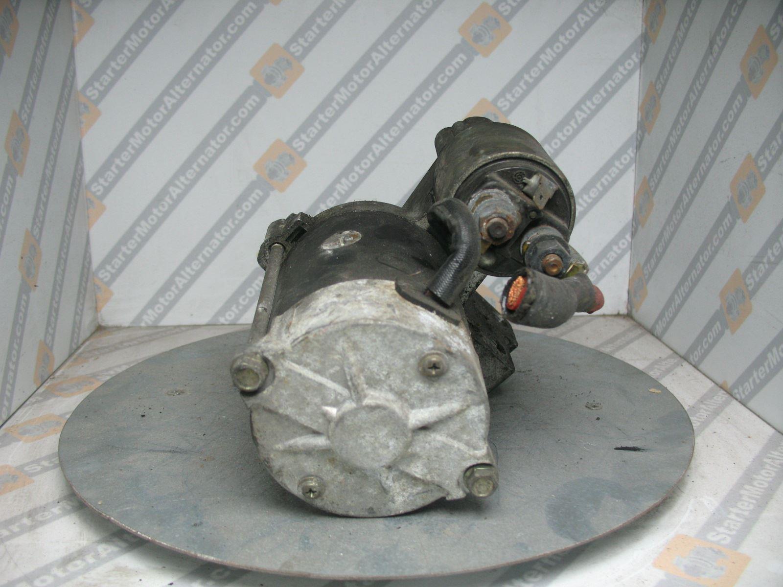 XIY2772 Starter Motor For Saab