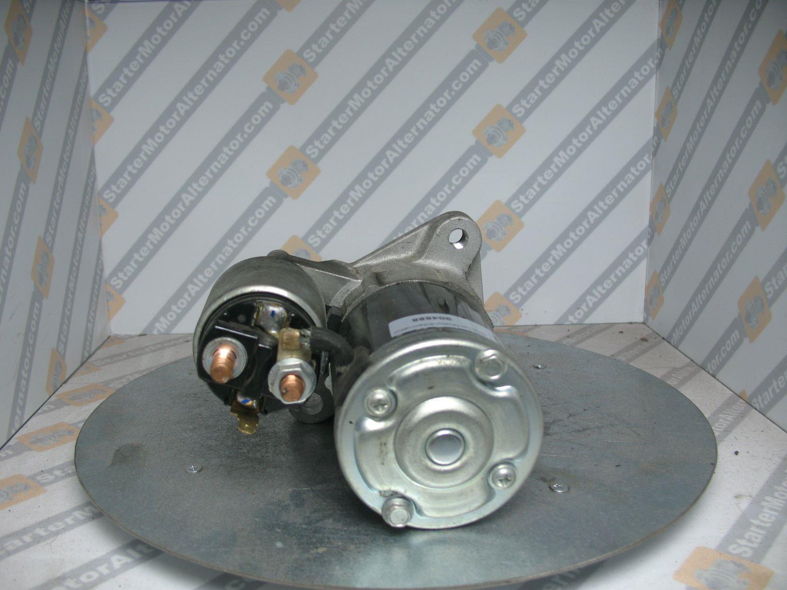 XIY2561 Starter Motor For Opel / Suzuki / Vauxhall