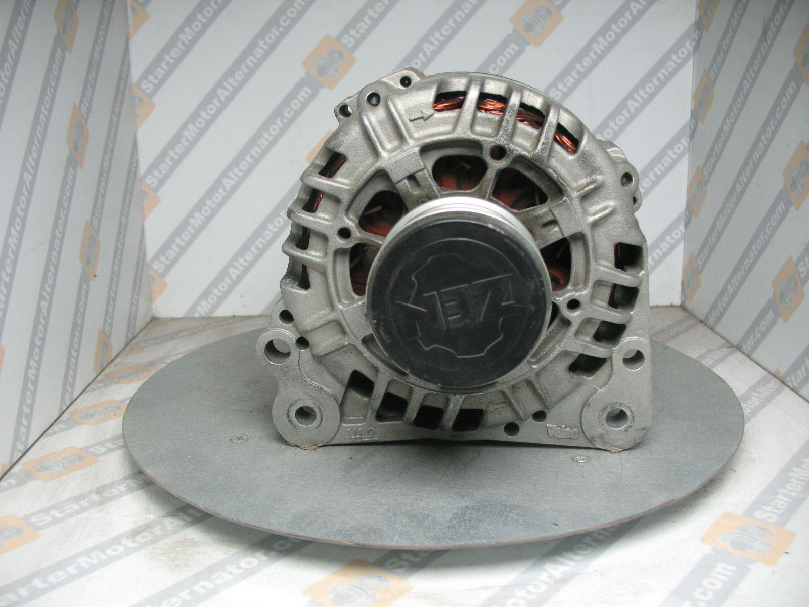 XIA4275 Alternator For Audi / Ford / Seat / Skoda / Volkswagen