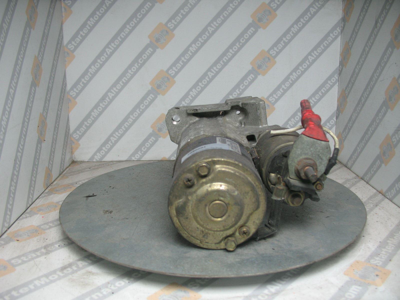 XIU1273 Starter Motor For Nissan / Renault