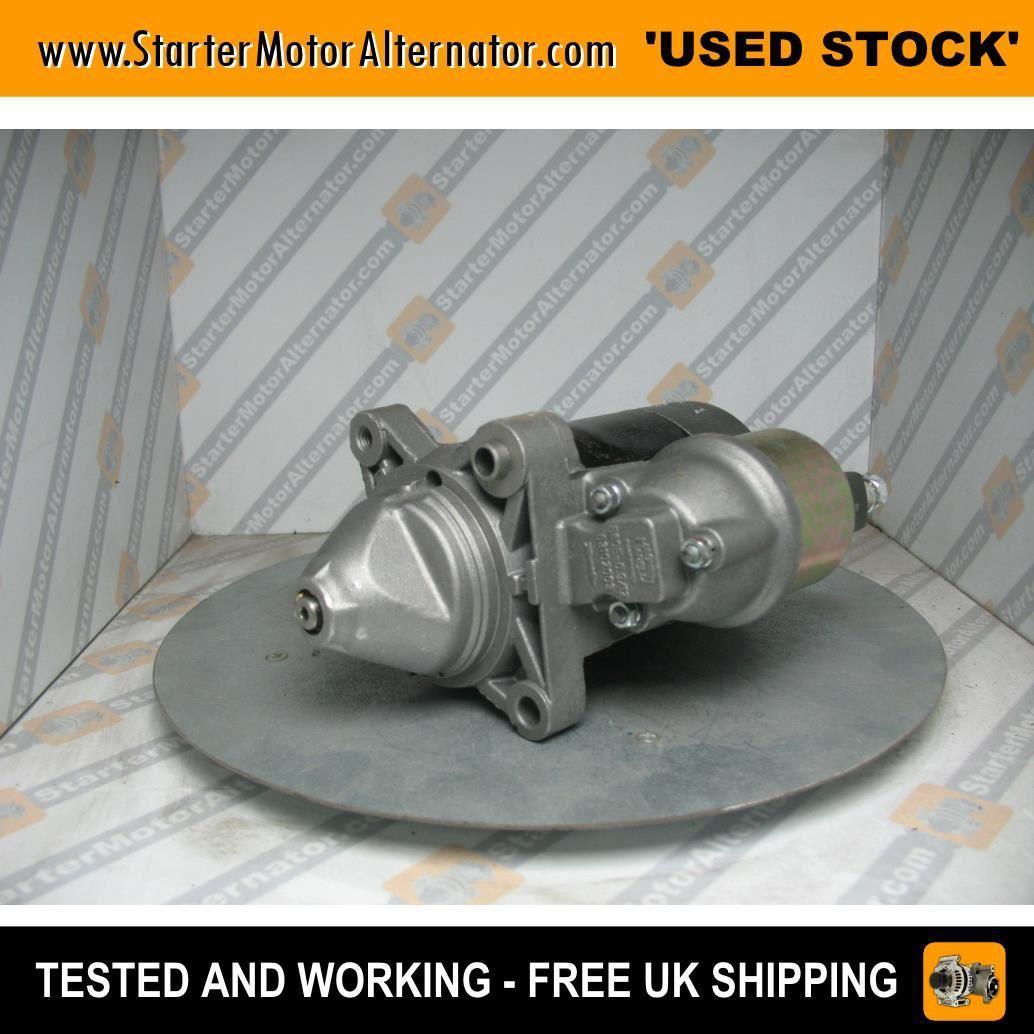 XIS1246 Starter Motor For Fiat