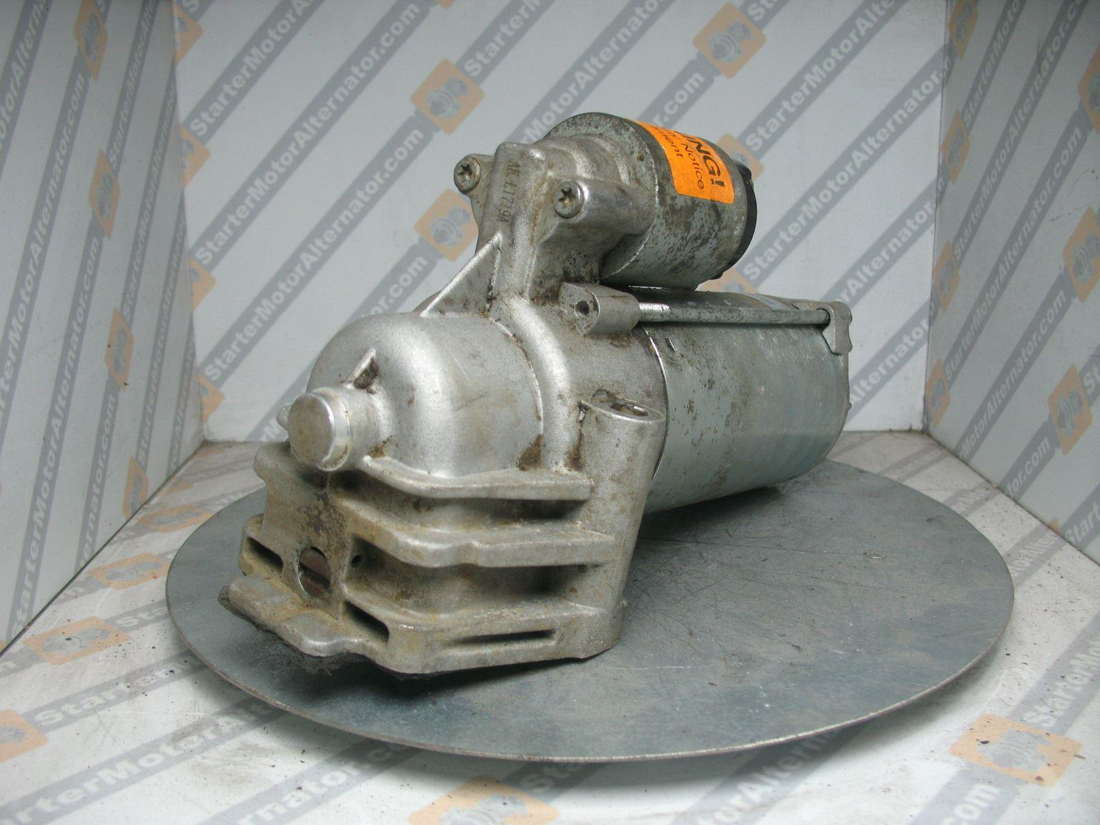 XIS2202 Starter Motor For Ford / Jaguar/Daimler / LDV / LTI