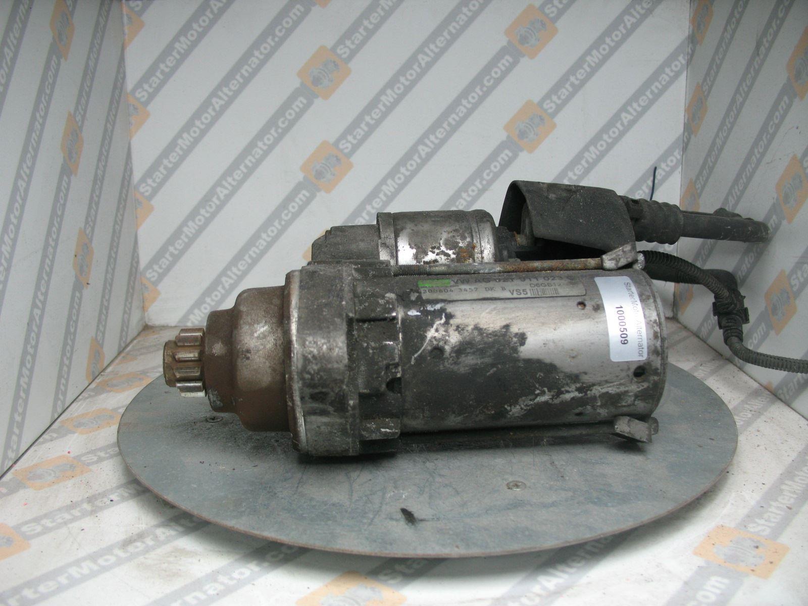 XIU1330 Starter Motor For Audi / Seat / Skoda / Volkswagen