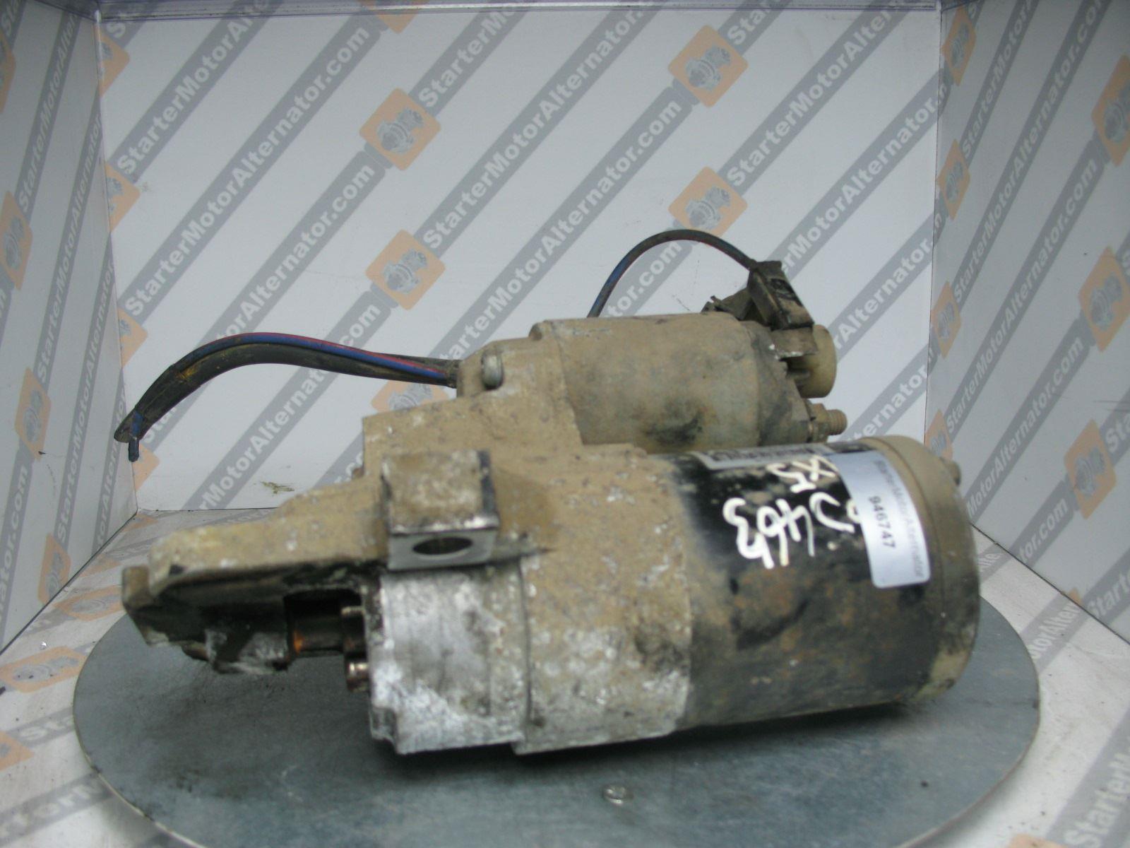 XIY2286 Starter Motor For Mazda