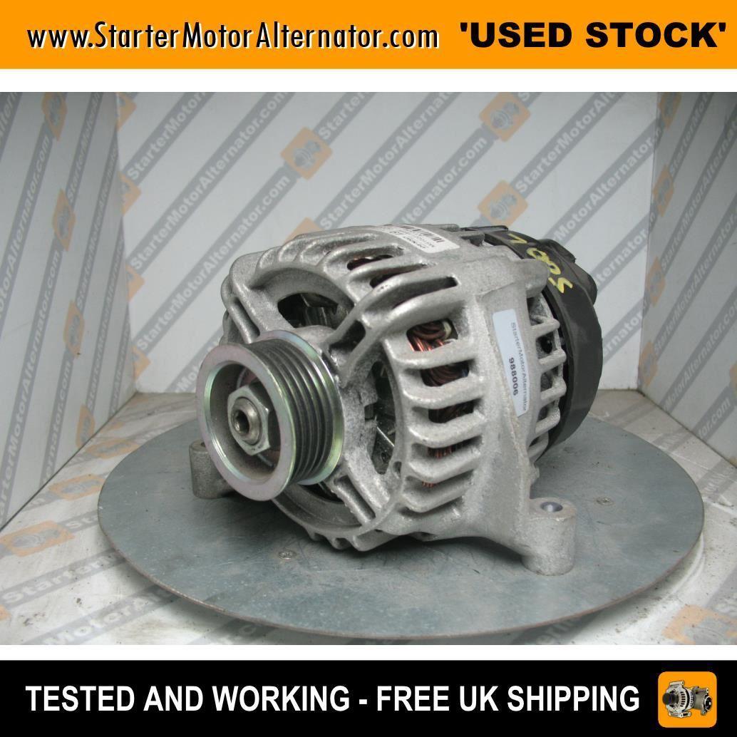 XIG1369 Alternator For Fiat