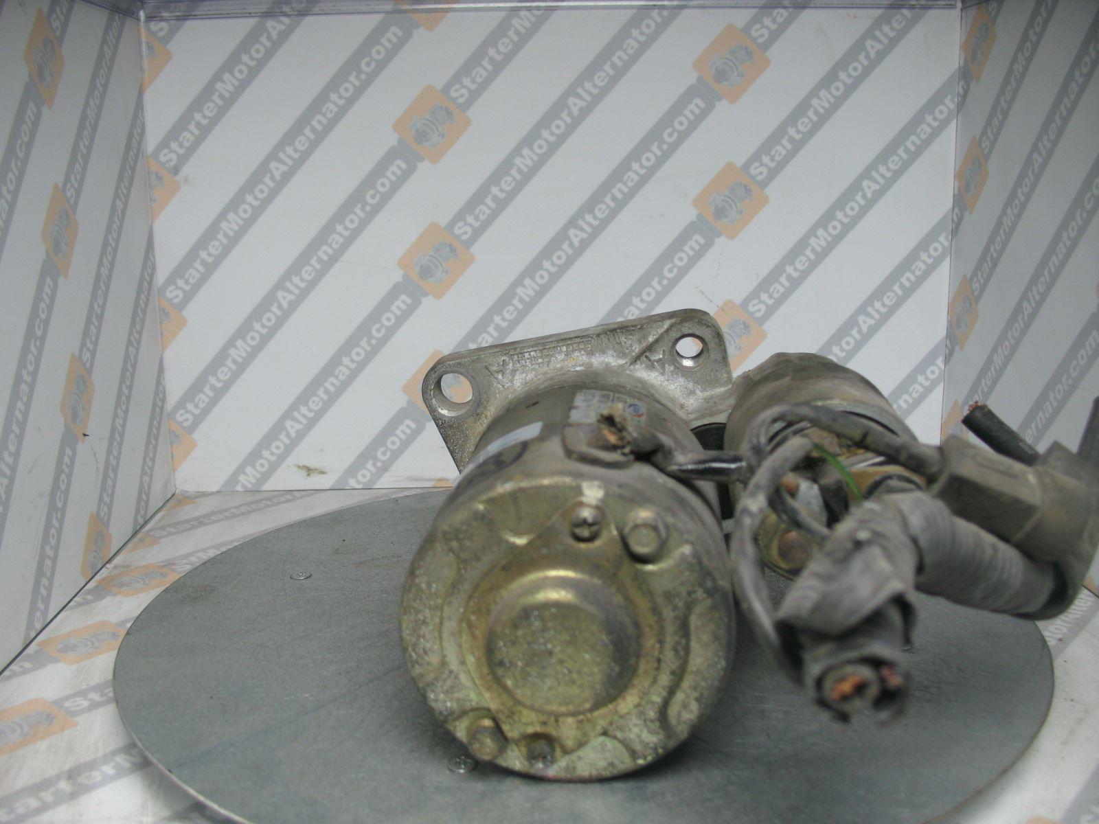 XIT1096 Starter Motor For Mazda