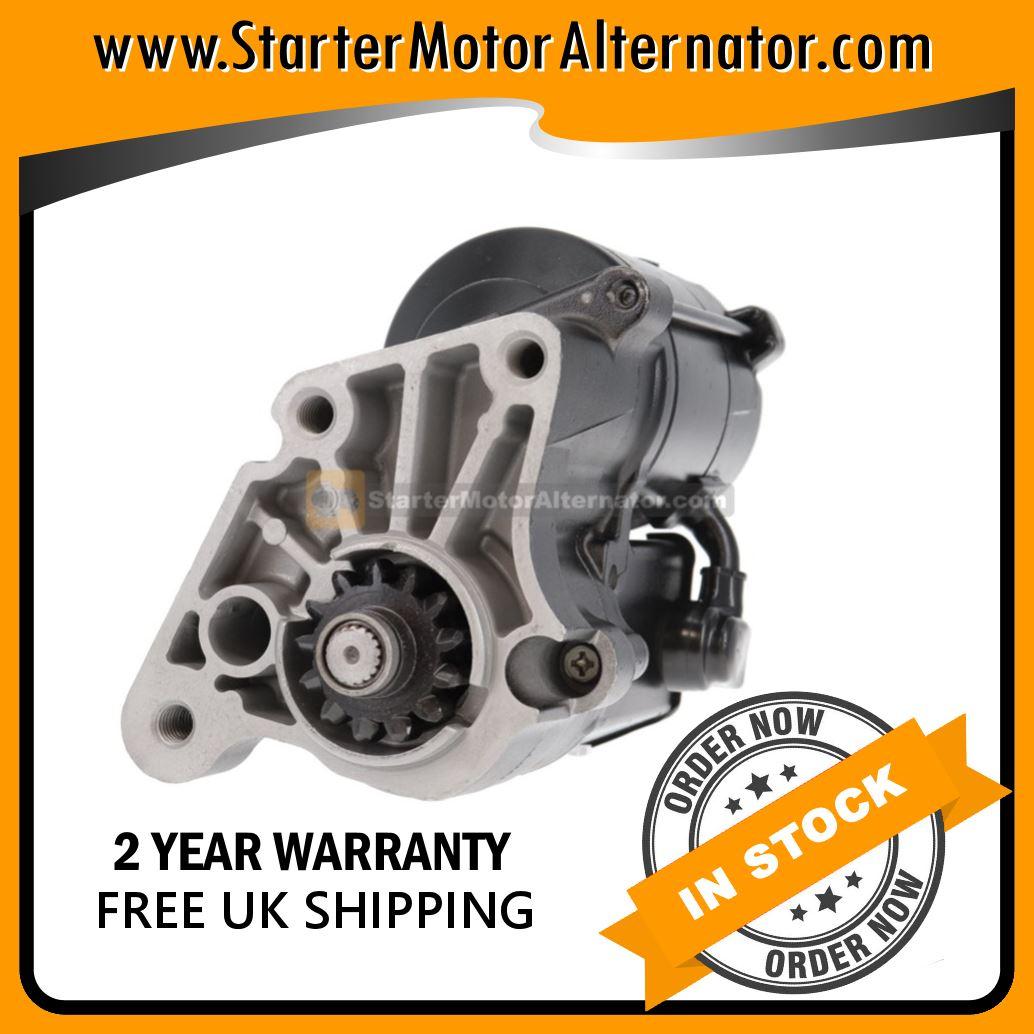 NEW STOCK - STARTER MOTOR Chrysler 300C 5.7 V8 Petrol