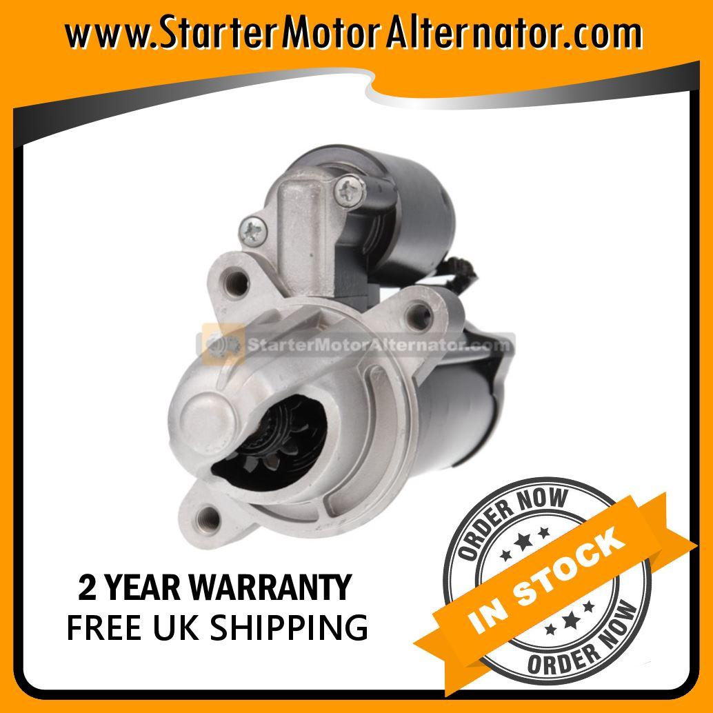 NEW STOCK - STARTER MOTOR Ford Kuga/C-Max 1.5 Petrol