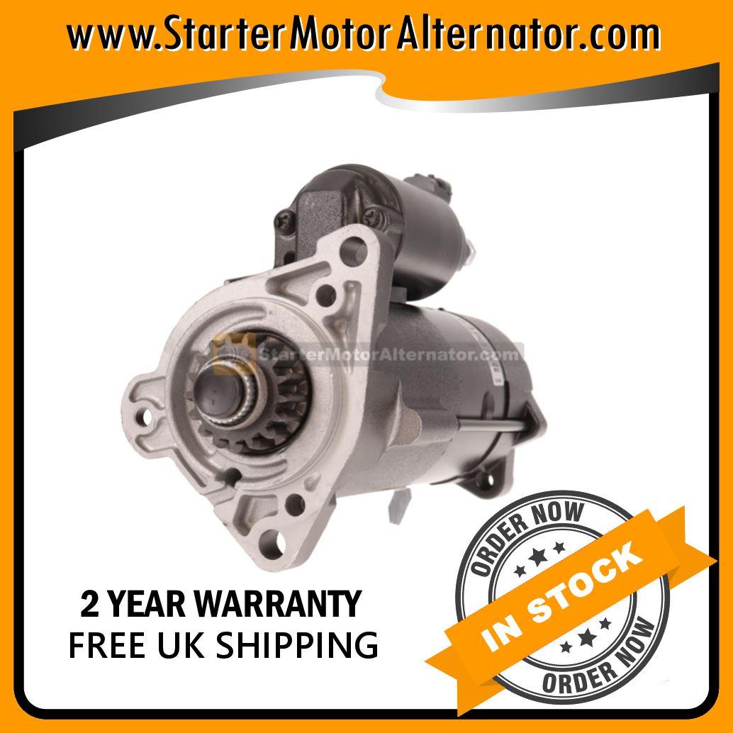 NEW STOCK - STARTER MOTOR Vauxhall Insignia 1.5 Petrol